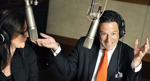 radio deluxe with john pizzarelli and jessica molaskey